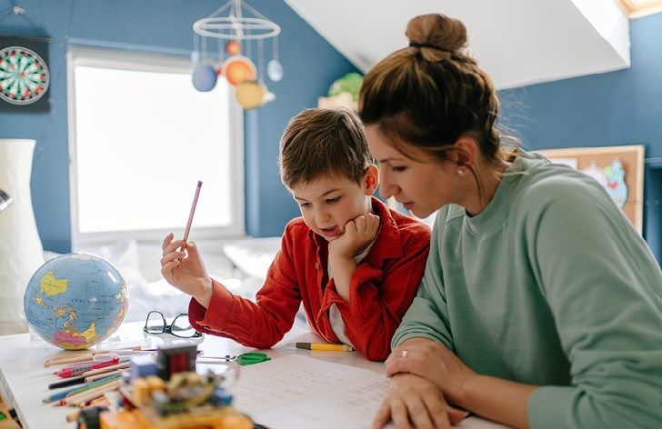How to Create a Positive Learning Environment at Home