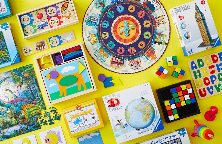 7 Benefits of Puzzles for Kids' Learning