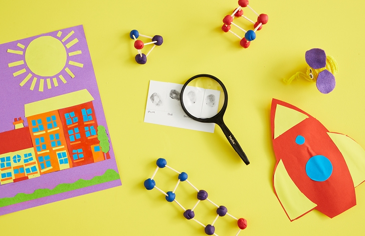 5 STEM Arts and Crafts Activities to Do With Your Kids