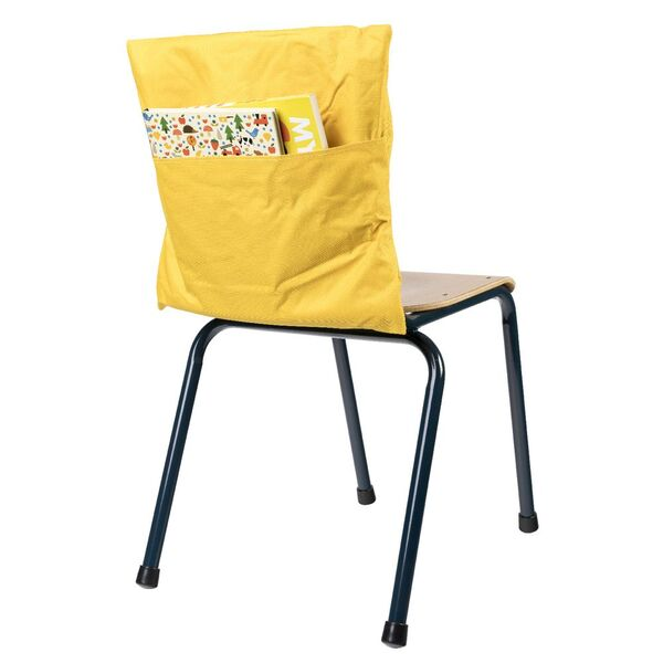 Learning Can Be Fun Chair Bag Yellow   Officeworks