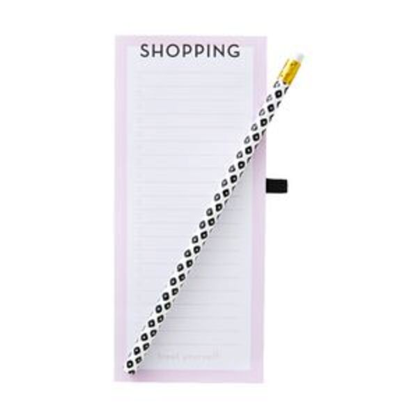 Otto Shopping List With Pencil Musk